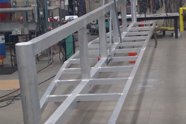 Aluminum Fabrication Fabricated Aluminum Products