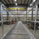Aluminum Catwalk with Bar Grate Deck