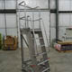 Mobile Stainless Steel Maintenance Platform