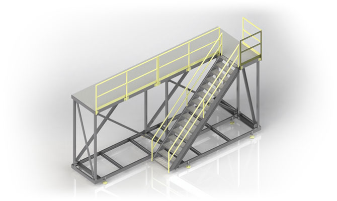 Mobile Maintenance Platforms Access Solutions