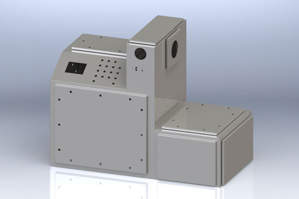 Fabrication and Design - Sheet Metal Enclosure