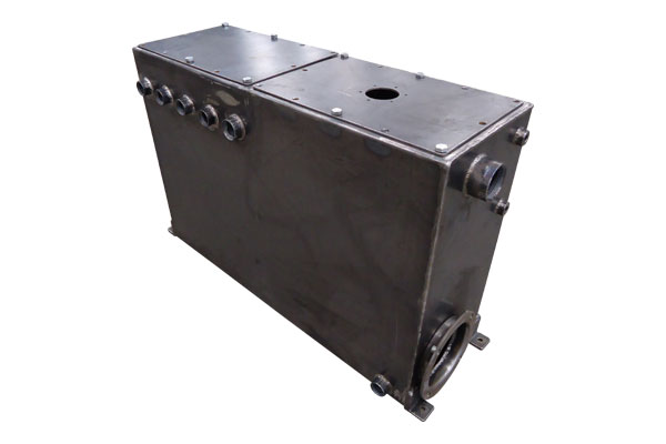 Fabrication and Design - Sheet Metal Tank
