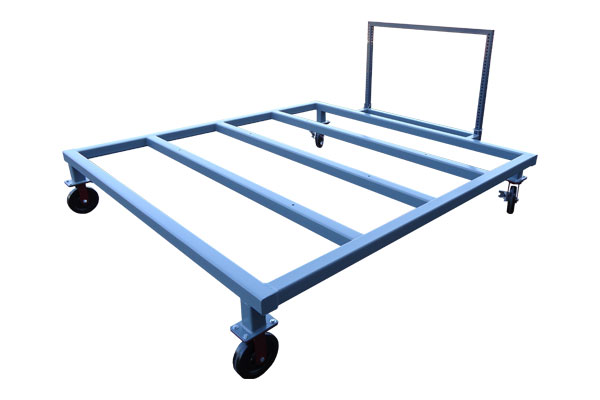Fabrication and Design - Steel Cart